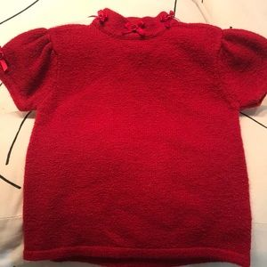 The Children's Place short sleeve sweater EUC